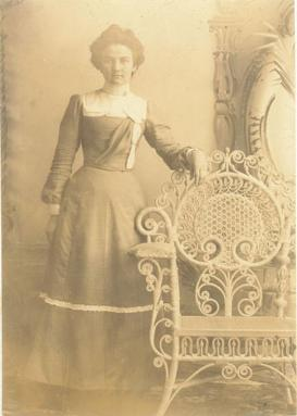 Anna Gibbs Early 1900's